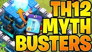 CAN YOU FREEZE THE TH12 GIGA BOMB? - TH12 MythBusters - Clash of Clans