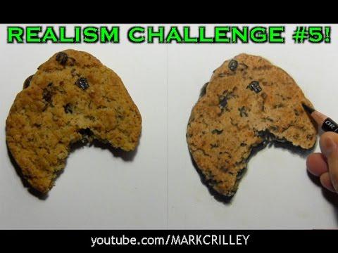 Realism Challenge #5: Cookie