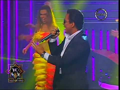 Yo Soy 2014  Concierto Marc Anthony  Vivir Mi Vida HD 17022014