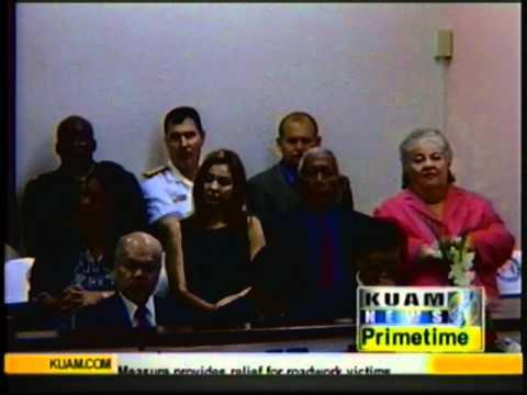 Bordallo promises to resolve Guam's political status