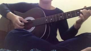 Tương tư  Cao Bá Hưng  Guitar acoustic cover