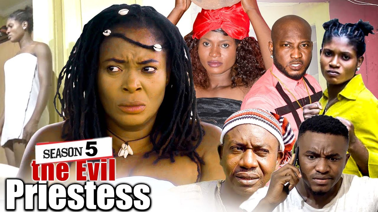 Download THE EVIL PRIESTESS SEASON FINALE (New Hit Movie) DAVE OGBENI 2021 LATEST NIGERIAN MOVIE/ NOLLYWOOD