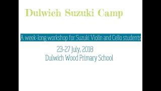 String Quartet Haydn Allegro in G (https://dulwichsuzukicamp.wixsite.com/dulwichsuzukicamp)