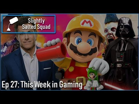 This Week in Gaming | Ep 27: Nintendo Direct, Take-Two, and VR!