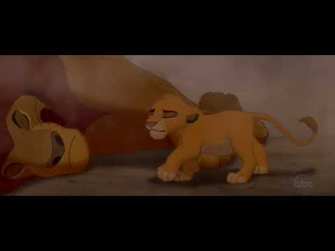 Lion King The Death Of Mufasa Youtube
