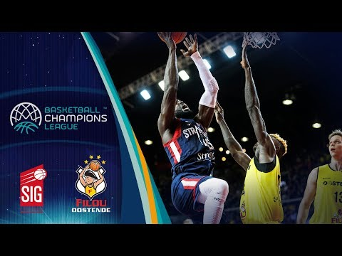 SIG Strasbourg v Filou Oostende - Highlights - Basketball Champions League 2019-20