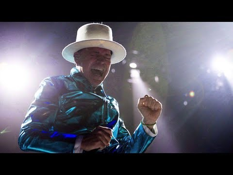 Gord Downie voted the Canadian Press Newsmaker of the Year