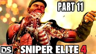 Sniper Elite 4 Gameplay German PS4 #11 - Wir wurden verarscht ! - Let's Play Sniper Elite 4 Deutsch