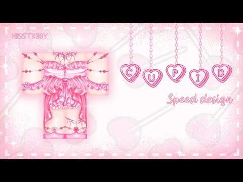 ♡ Cupid ♡ Valentines special - roblox SPEED design