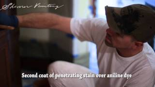 Wood Staining | Seattle Custom Staining Project Video