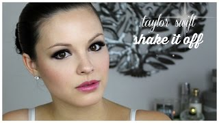 "Taylor Swift ""Shake It Off"" Swan Look 