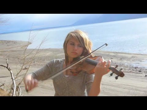 Promentory Last of the Mohicans Theme Violin   Taylor Davis