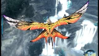 AVATAR - pc gameplay - Toruk Makto flying