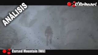 Vídeo análisis/review Cursed Mountain - Wii