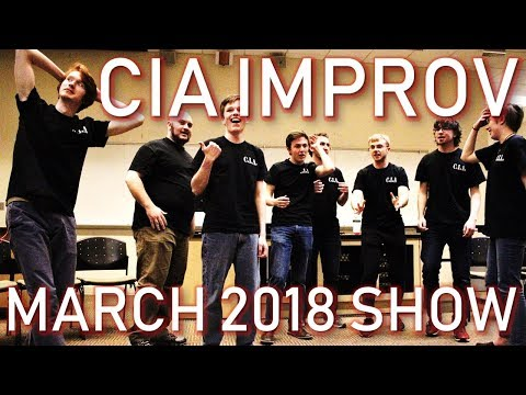 (March 2018) CIA Improv Show