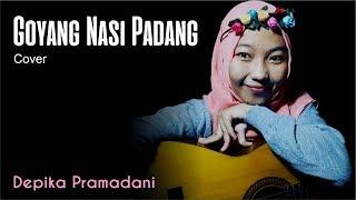Gambar cover Goyang Nasi Padang - Depika Pramadani - Cover