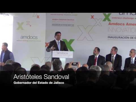 De Guadalajara a toda América: Amdocs inaugura su nuevo Centro de Servicios de Innovación