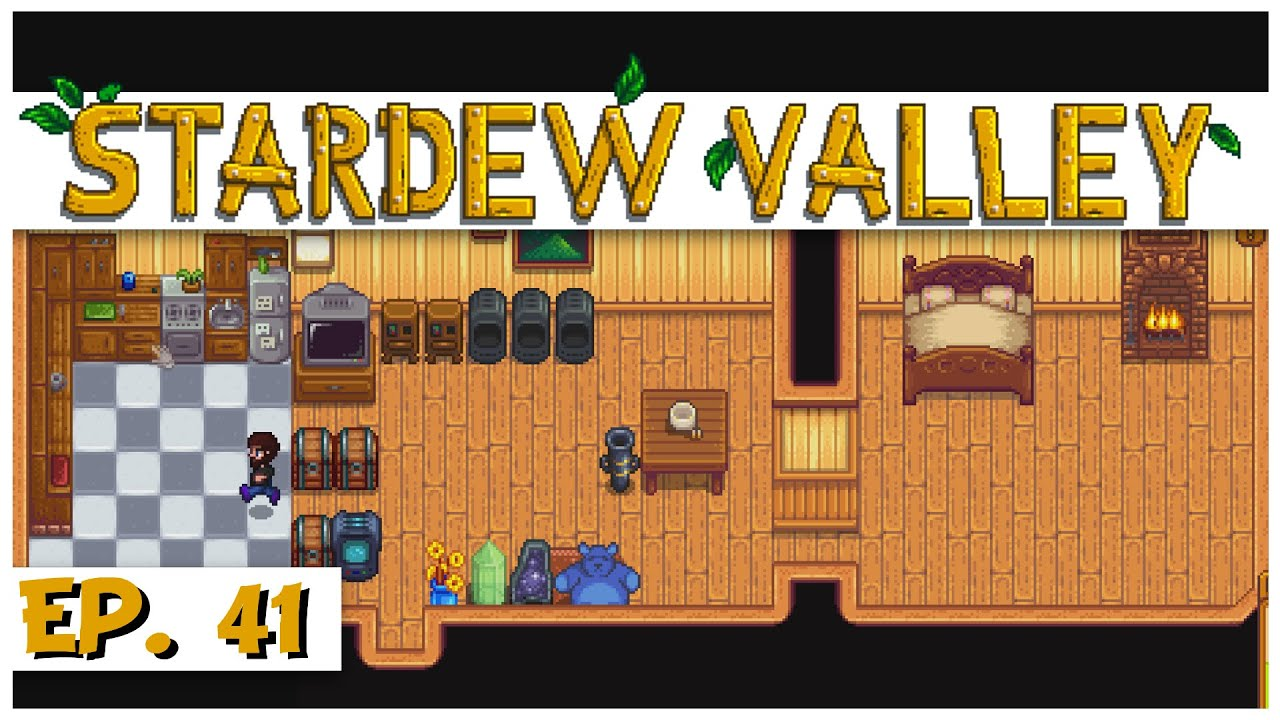 Stardew Valley - Ep. 41 - Kitchen Expansion! - Let's Play ...