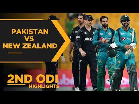 What A Defeat   Pakistan vs New Zealand   2nd ODI Highlights   PCB   MA2E