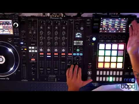Pioneer DJS-1000 Effects & Track Production Tutorial | Bop DJ