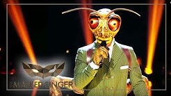 Shallow - Lady Gaga & Bradley Cooper | Grashüpfer Performance | The Masked Singer | ProSieben