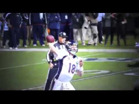 Peyton Manning 2012 Comeback Player of the Year