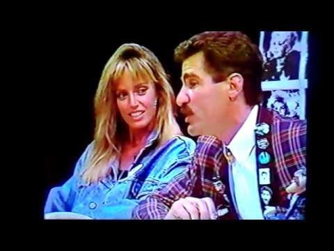 1989 Evening Magazine Roseanne Barr KTLA 5 Late MR PETE Peter Chacona Los Gatos Ca Emmy 1990
