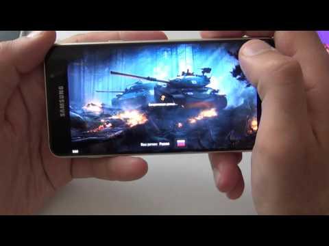 Как идут игры на Samsung Galaxy A5 (2016)