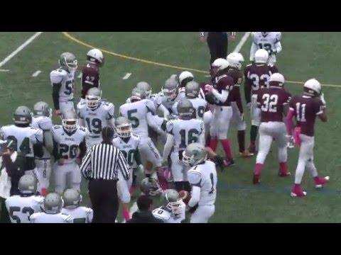 "Ronnie ""Rocket"" Hickman 2015 Highlights - DePaul Catholic High School"