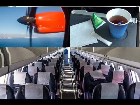 [TRIPREPORT] • SAS Economy Class • ATR-72 • Hanover - Copenhagen