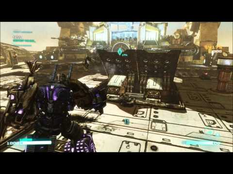 Let's Play Transformers Fall of Cybertron BLIND #16