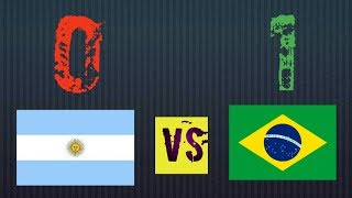 Download Video BRAZIL VS ARGENTINA 16 17 october 2018 full MP3 3GP MP4