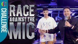 Jonas Blue Race Against The Mic with Lewys