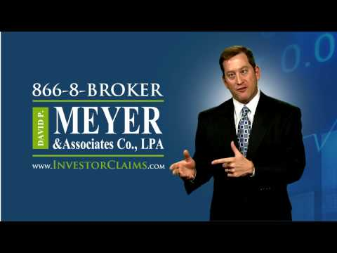 Securities Fraud Attorney Advises That Brokerage Firms ...
