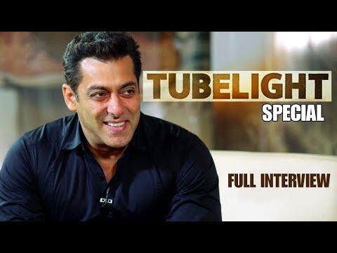 Firstpost With Salman Khan | Tubelight Special | Full Interview | EXCLUSIVE