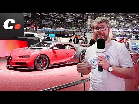 Coches deportivos Saln de Ginebra 2018 Geneva Motor Show en espaol coches.net