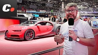Coches deportivos | Salón de Ginebra 2018 | Geneva Motor Show en español | coches.net