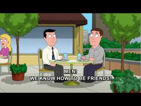 Family Guy - Men We Know How To Be Friends