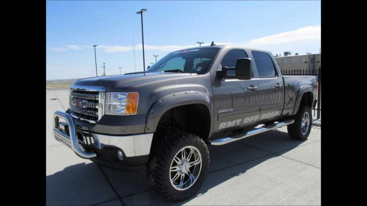 2014 gmc sierra 2500 diesel rmt off road package lifted truck 4 sale youtube. Black Bedroom Furniture Sets. Home Design Ideas