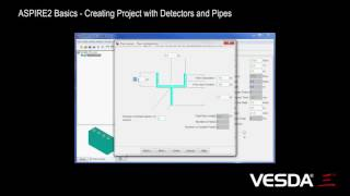 ASPIRE 2 Basics: Creating Project with Detectors and Pipes