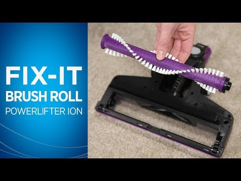 How to Maintain the Brush Roll on Your BISSELL PowerLifter® Ion Pet 2-in-1 Cordless Vacuum