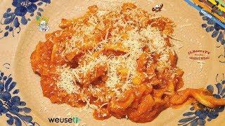 128 - Trippa alla fiorentina...e la fame s'avvicina! (secondo piatto di carne gustoso e nutriente)