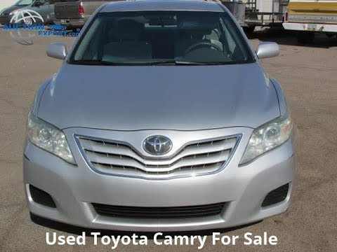 Used Toyota Camry For Sale >> Used 2010 Toyota Camry For Sale In Usa Shipping To Nigeria