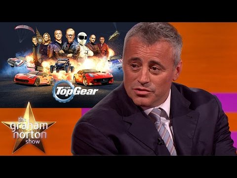 Matt LeBlanc Shares Top Gear Gossip  The Graham Norton