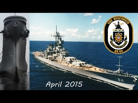 USS Wisconsin BB64