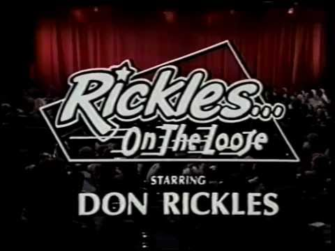 Don Rickles On the Loose show '86