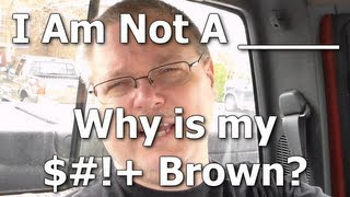 Why Is My Poop Brown? [i Am Not A ____]