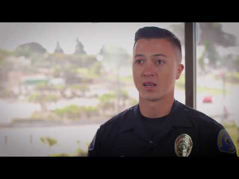 Redondo Beach Police Officer Recruitment Video