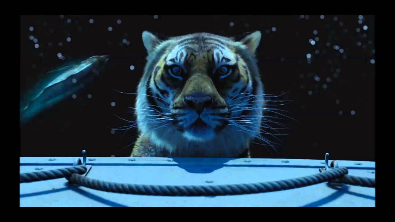 Life of pi end credits song youtube for Life of pi ending