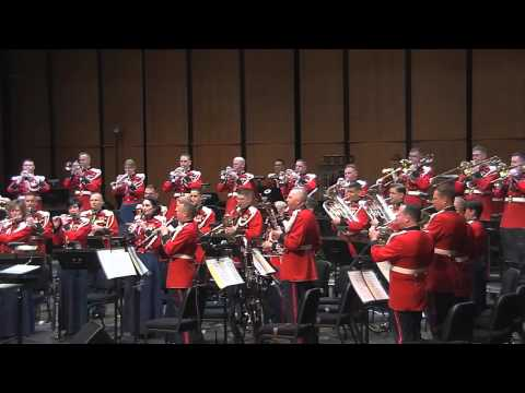"The National Anthem, The Star Spangled Banner - ""The President's Own"" U.S. Marine Band"